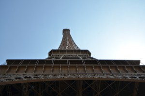 エッフェル塔 〜 パリを代表するタワー 展望台チケットはネットで事前予約ができるぞ!! [2012年夏 ヨーロッパ旅行記 その18]