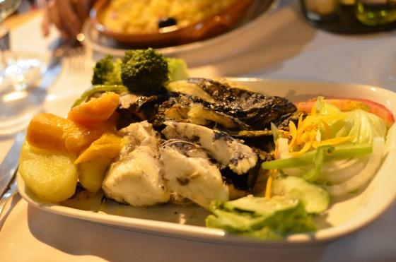 Sabores da Baixa 〜 リスボン旧市街 コレイレス通りの地元民向けポルトガル料理店が安くて美味かった!! [2012年夏 ヨーロッパ旅行記 その42]