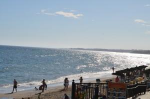 マルベーリャ 〜 スペイン・アンダルシア地方のビーチリゾート に到着!光り輝く地中海と太陽の街!!  [2012年夏 ヨーロッパ旅行記 その50]