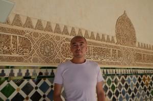 アルハンブラ宮殿!言葉にできない圧倒的なその凄さを写真で伝える!! 後編  [2012年夏 ヨーロッパ旅行記 その55]
