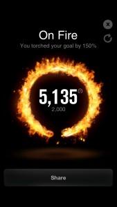 10月はピッタリ150km走りました & 10km走っても膝はOK!!  [カラダログ 2012/10/31]