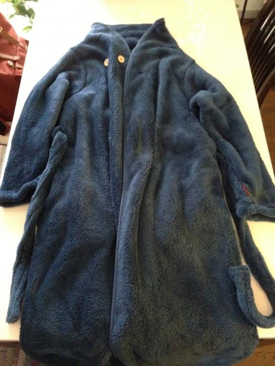 着る毛布グルーニー! 軽くて柔らかくて温かい〜。寒がり男女に超オススメ!!