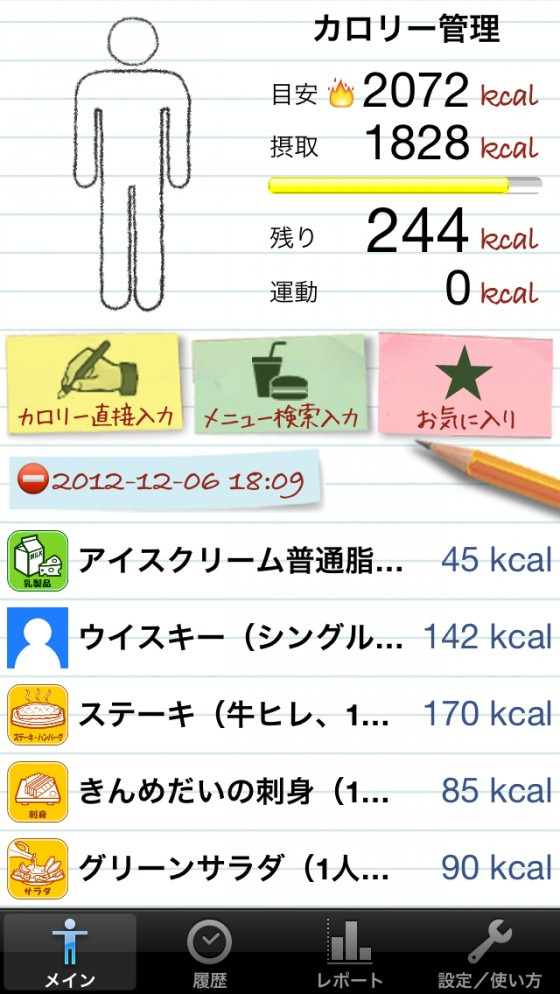 ロングスリーパー化現象 [カラダログ 2012/12/06]
