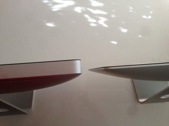 ついに到着!新型 iMac 27inch Ultimateモデル  開封の儀と新旧モデル比較!!
