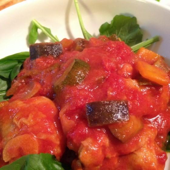 自宅で簡単!チキンのトマト煮 を美味しく作る6つのコツ!!
