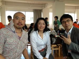 勝間塾収穫祭2013 にて講演させていただきました!