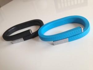 2代目 Jawbone UPを購入しました♪今度はブルー!