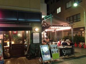 麻布十番 Eat More Greens — テラス席が心地良い野菜中心カフェ & ダイナー