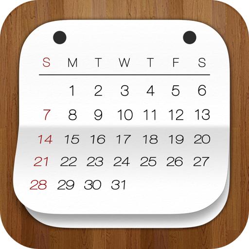 Staccal for iPad — 見やすくカスタマイズしまくれるカレンダーアプリ! iPad Air がやってきて最初に購入したアプリはこれだ!