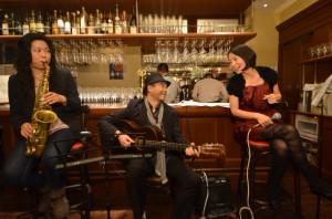 西任暁子さんの 「美味しい JAZZサロン with GO-TO Wine」 at 西麻布 ビストロ アンバロン に参加!めっちゃ楽し美味しかった!!