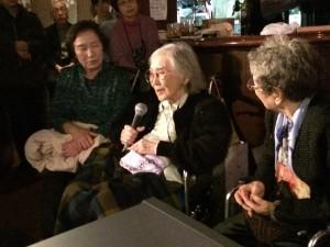 祖母 立花弘子 の100歳のお祝い! 起死回生のスーパーおばあちゃんに感謝!!