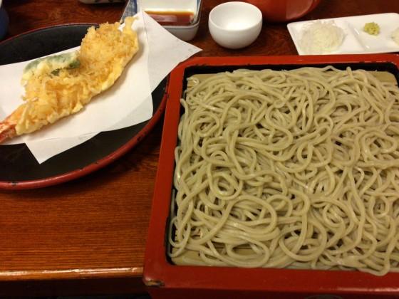 総本家 更科堀井 麻布十番 にて 年越しそばを食す!大行列でも維持される美味しさに感激した件!!