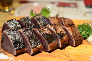 六本木 わらやき屋 — 豪快な藁焼きかつおと土佐料理が美味しい和風ダイナー♪