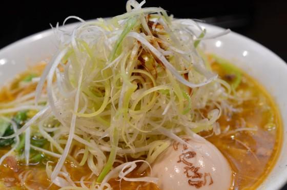 札幌 ラーメン けやき すすきの本店 — 濃厚スープの味噌ラーメン!やっぱり美味い!! [2014年6月 札幌・小樽旅行記 その5]