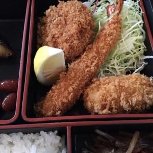 とんかつ まい泉 青山本店 で 盛り沢山な「梅膳」を食す!!