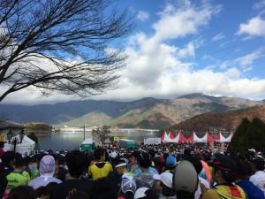 第3回富士山マラソン 4時間56分完走レポート  ツッコミどころも斬新さも目立つレースでした!