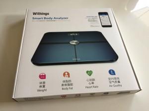 Withings Smart Body Analyzer WS-50 — 無線体重・体脂肪計の新型はかなり進化していたぞ!!