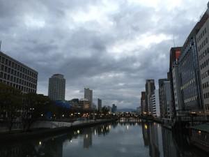大阪から帰ってきたら風邪の諸症状が出た