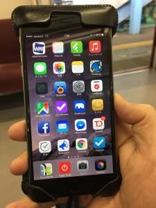 ブログ合宿に向かう道中で iPhone 6 Plus を 電車の中に置き忘れた件 [iPhone]