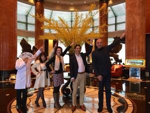 青山華子さん主催のビジネス朝食会に参加してきた!楽しく充実した時間でした!!
