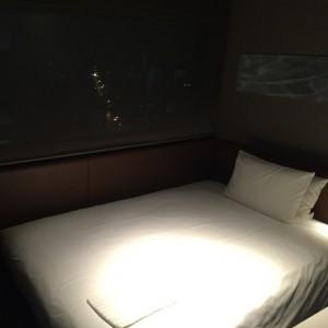 レム新大阪 — 駅直結の「眠りを追求」したホテル!超便利だけど狭くてデスクもバスタブもなし!利用目的がマッチすると良いと思う!!