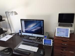 27インチ iMac  (Late 2012)  3TBハードドライブ交換プログラム でフュージョンドライブを交換!Appleのサポートの質低下を体感した部分も
