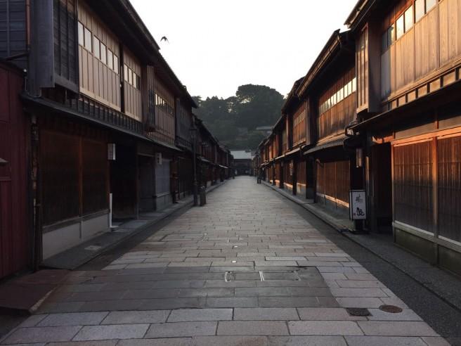 有終の金沢8km早朝ラン!金沢の朝は涼しくて気持ちが良かった!! [ランログ]