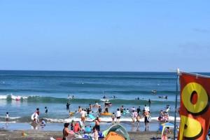 今井浜海水浴場 — 南伊豆・河津の水質抜群の海水浴場  シンプルに海を楽しむには最高!!