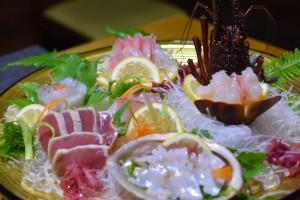 桐のかほり 咲楽(さくら) — 伊豆 今井浜温泉 隠れ家旅館の夕食は個室でいただく超豪華メニュー!!