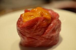 5/17 美味しすぎるイベント「格之進 meets すし処さいしょ! 肉と魚の饗宴 @ 格之進F」開催しました!何もかもが凄すぎた!!