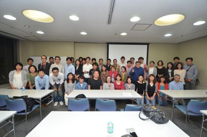 10/3「自由に生きる!どうしても人生に突破口を作りたい人のためのファーストステップセミナー 2015 in 東京」 熱く深く開催しました!ご参加ありがとうございました!!
