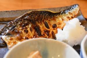 あん梅 ぎん香 麻布十番駅すぐ 炭火焼きの魚とかまどごはんのランチ定食!じんわり美味い!! [麻布グルメ]