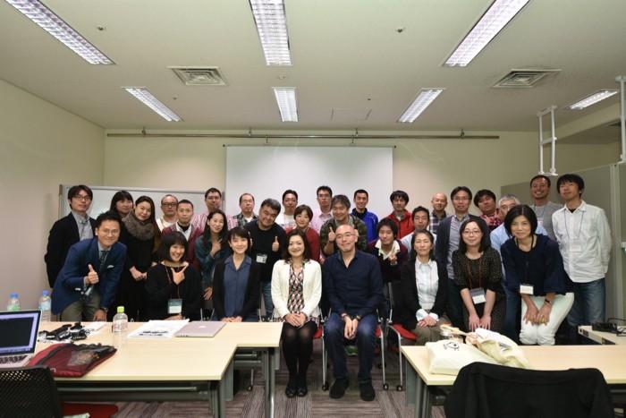 ツナゲルアカデミー 11月定例会 池田千恵さんをお招きして熱く盛り上がって開催しました!!ご参加ありがとうございました!!