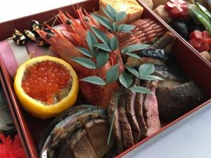 銀座 寿司さいしょ のおせち 肉・魚・野菜が宝石のように詰まった豪華三段重が凄すぎて感激!!