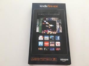 外箱シリーズどんどん行こう!Kindle Fire HDX の外箱を断捨離  [1日1捨 No.20]