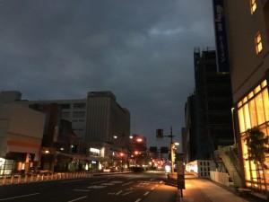 1月有終!富山1kmランで合計出走202km!自分との約束を守ったぞ!!  [2016年 冬 北陸旅行記 その2]