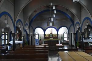 聖霊病院聖堂 — 金沢武家屋敷跡近く ロマネスク様式 の小さな教会が美しかった!! [2016年 冬 北陸旅行記 その22]