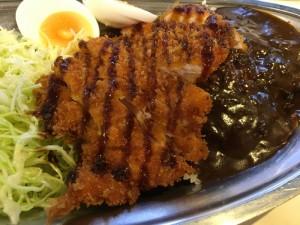 ゴーゴーカレー 六本木スタジアム 金沢カレーの雄を東京で食す!まずは一番小さい「ソフト」から!!  [麻布グルメ]