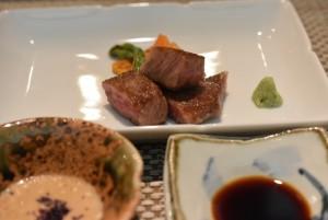 花郷 六本木 〜 京懐石と鉄板焼きとワインの融合!京都の美味しさが詰まったランチが素敵!! [麻布グルメ]