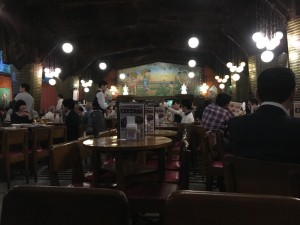 ビヤホールライオン 銀座七丁目店 〜 銀座名物の老舗ビアレストランでエーデルピルスを飲む!! [東京グルメ]