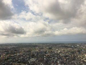 オークラアクトシティホテル浜松(オークラホテルズ&リゾーツ)〜駅直結の構想タワーホテル!部屋からの眺めが最高だった!!