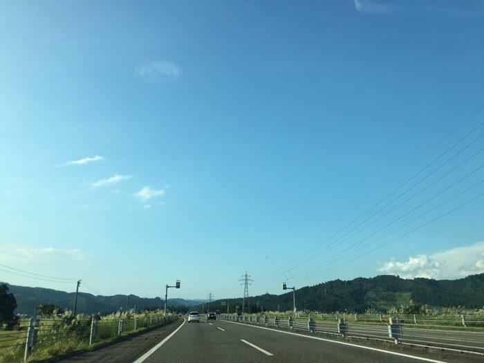 3daysワークショップに向けレンタカーで長岡に移動した一日  [2016.8.25. ノマドワーカーの自由すぎる日常]