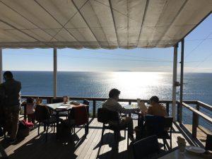 イル キャンティ カフェ 江の島 〜 江ノ島頂上の超絶景イタリアン カフェ!! テラスからの眺めがヤバい!そして料理がすごく美味しい!! [湘南グルメ]