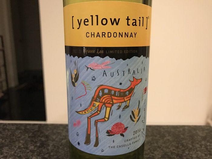 イエローテイル シャルドネ(Yellow Tail Chardonnay)〜 オーストラリアのテーブルワイン 酸味控え目で芳醇な味わい [Wine]