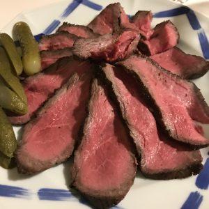 麻布十番 スーパーナニワヤの自家製ローストビーフがめちゃくちゃ美味いんだ!! [麻布グルメ]