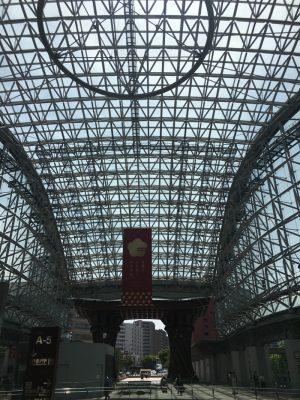 旅の終わり 〜 金沢駅から北陸新幹線で東京へ 超濃密な6日間でした!!  [2016年6月 北陸旅行記 その45]