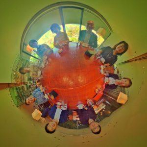 トラットリア セッテ ハイアット リージェンシー京都 にて 立花岳志ツナゲルサロンの第1回ランチ会を開催しました!! [京都グルメ]