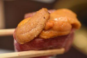 「うにく」商標登録記念 寿司さいしょ & 格之進 コラボイベントに参加!! 何もかもが規格外で凄すぎた!! [六本木グルメ]