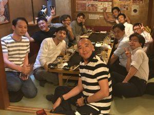 立花岳志ツナゲルサロン 大阪オフ会開催!美味しいお好み焼きと楽しい会話で盛り上がりました!!
