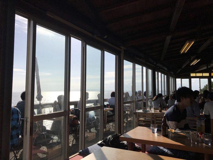 江の島 冨士見亭 〜 江ノ島頂上の絶景レストランで最高に美味いビールをいただいた!! [湘南グルメ]